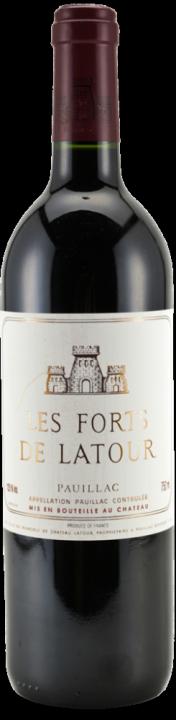 Les Forts de Latour, 0.75 л., 2009 г.