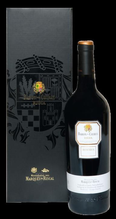 Baron de Chirel Reserva, 0.75 л., 2011 г.