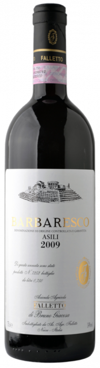 Barbaresco Asili, 0.75 л., 2012 г.