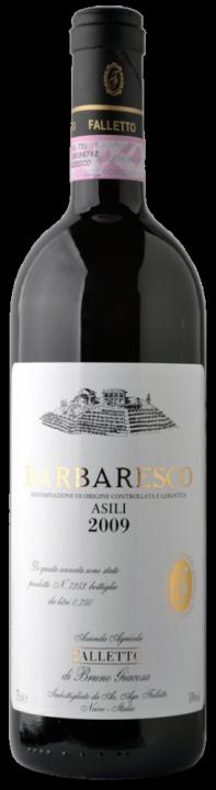 Barbaresco Asili, 0.75 л., 2012 г.