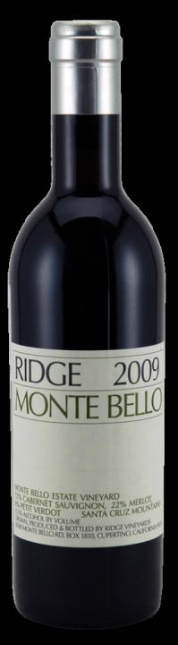 Monte Bello, 0.375 л., 2012 г.