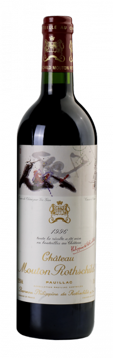 Chateau Mouton Rothschild, 0.75 л., 1996 г.