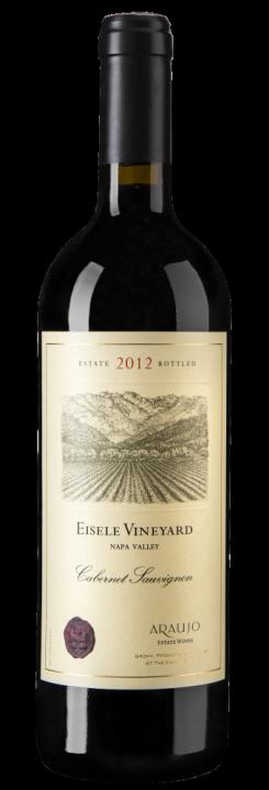 Eisele Vineyard Cabernet Sauvignon, 0.75 л., 2012 г.