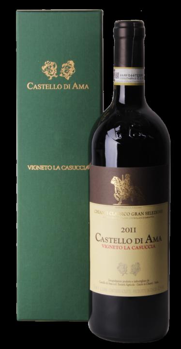 Chianti Classico Gran Selezione Vigneto La Casuccia, 0.75 л., 2011 г.