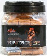 Лак-во Г/К POP-ТЕРЬЕР колбаски д/соб. мини пород (фазан+рис) 750гр