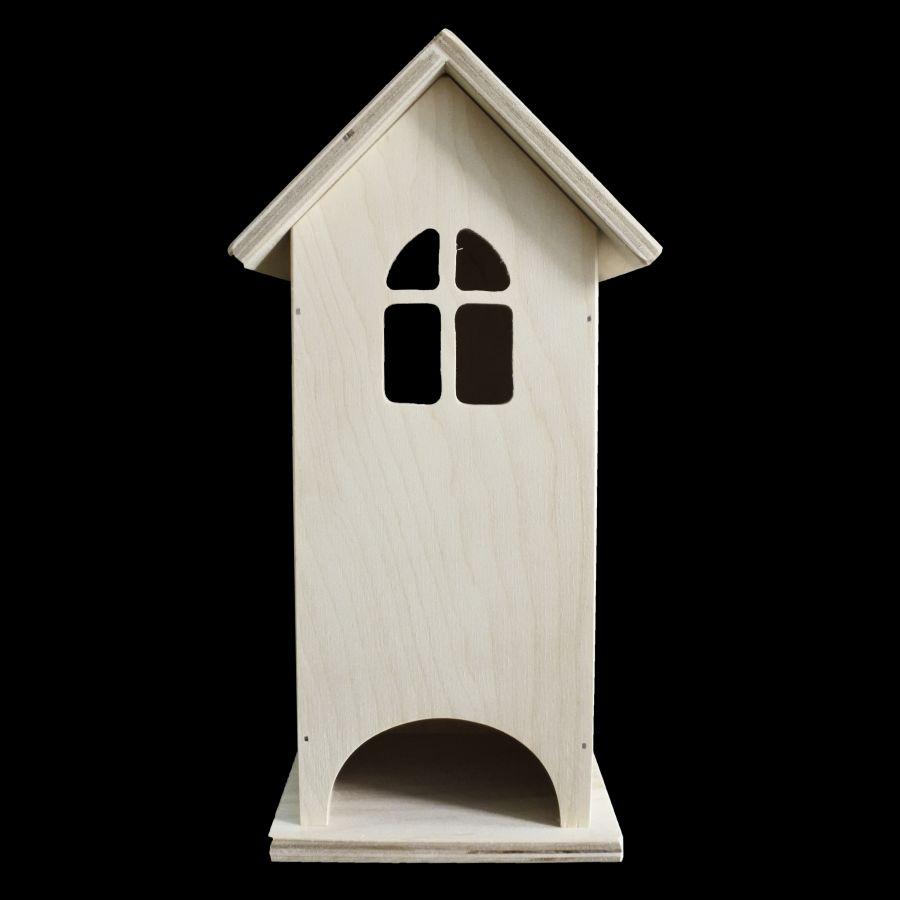 Чайный домик на одно отделение, высокий