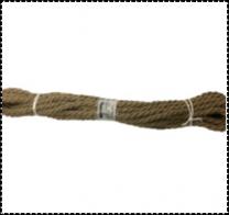 Верёвка льноджутовая 6 мм.