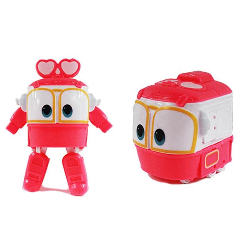 Робот-трансформер ROBOT TRANS, Selly