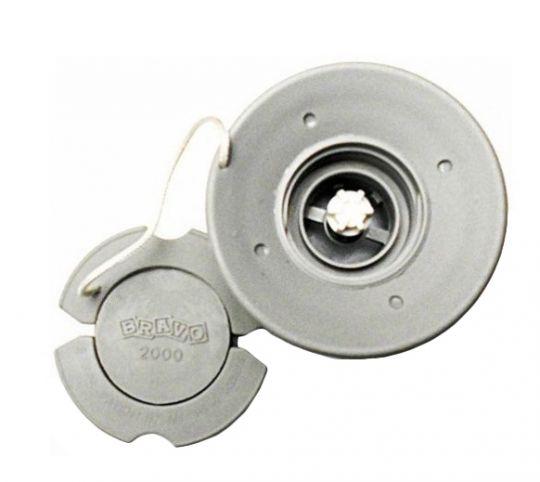 Клапан Bravo 2000 Е серый