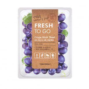 Fresh To Go Grape Mask Sheet маска для лица 22 гр