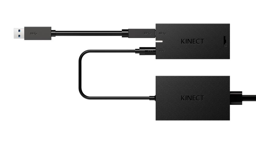 Microsoft Kinect adapter for Windows (Xbox One)
