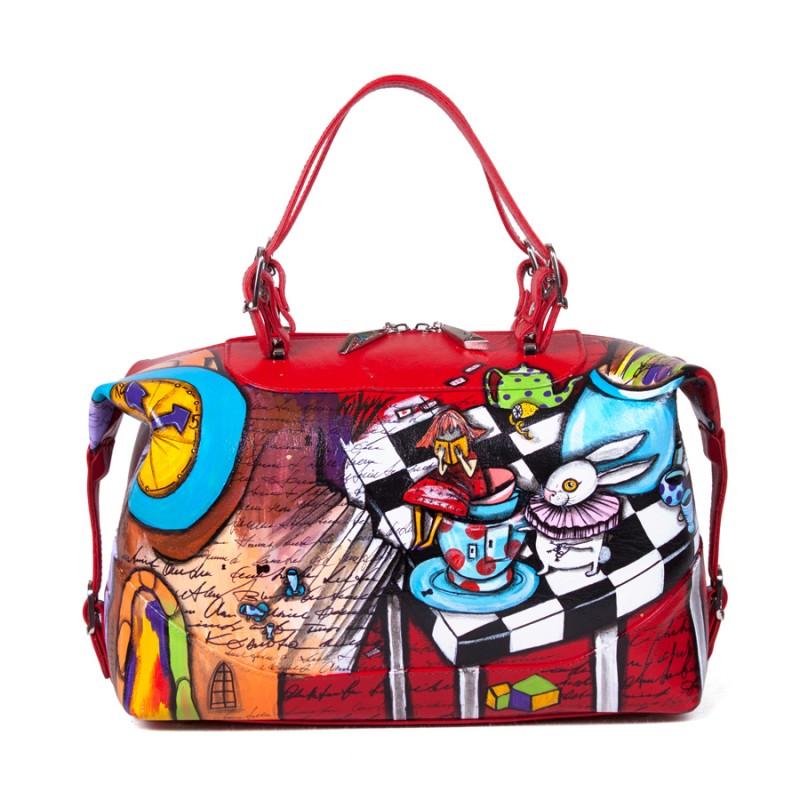 Средняя сумка Этно Алиса >Артикул: AA160251
