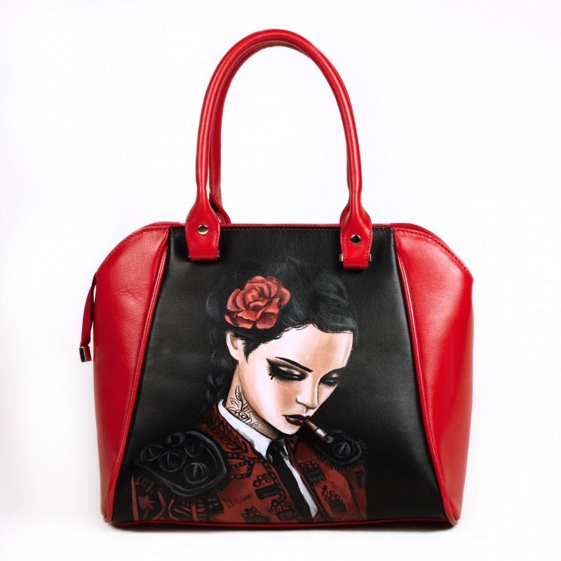 Средняя сумка Тореодорка >Артикул: AA230211