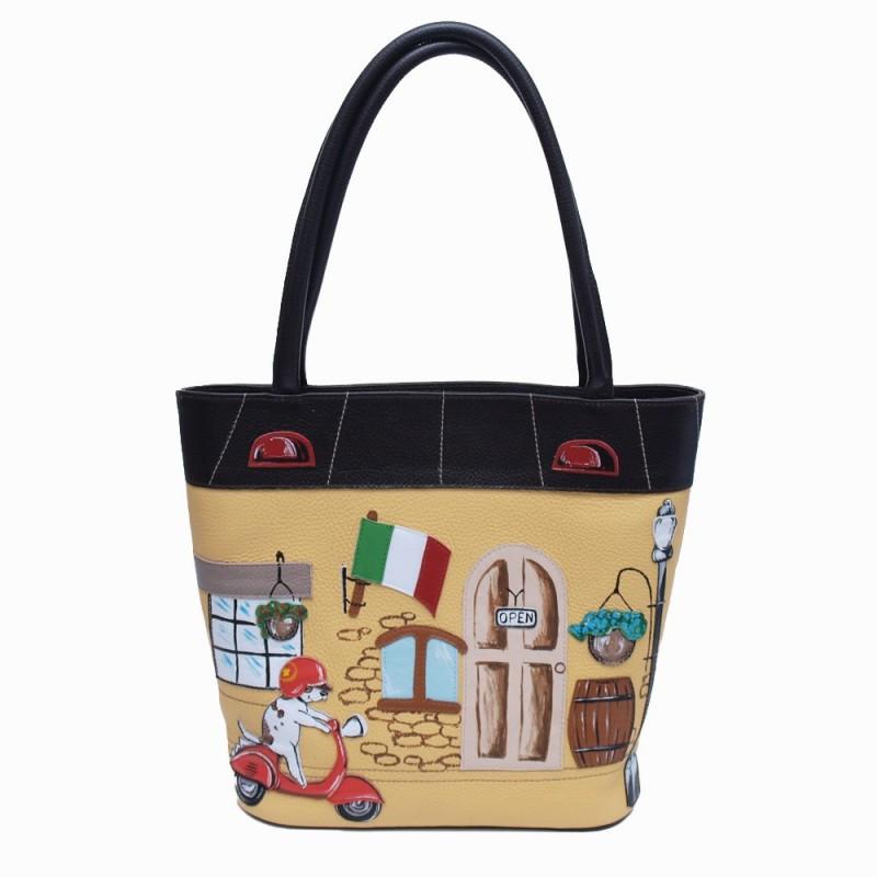 Средняя сумка Маленькая Италия >Артикул: AA440045