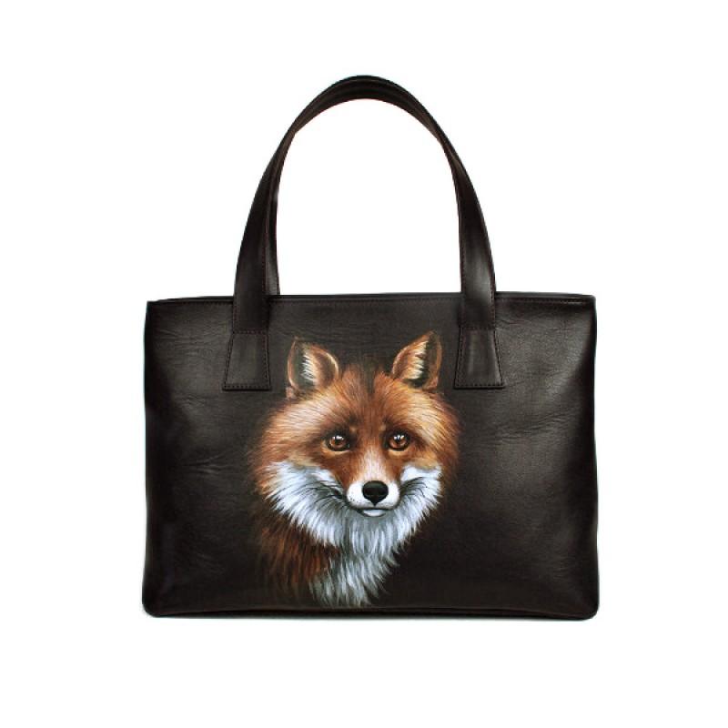 Средняя сумка Лисица >Артикул: AA200041