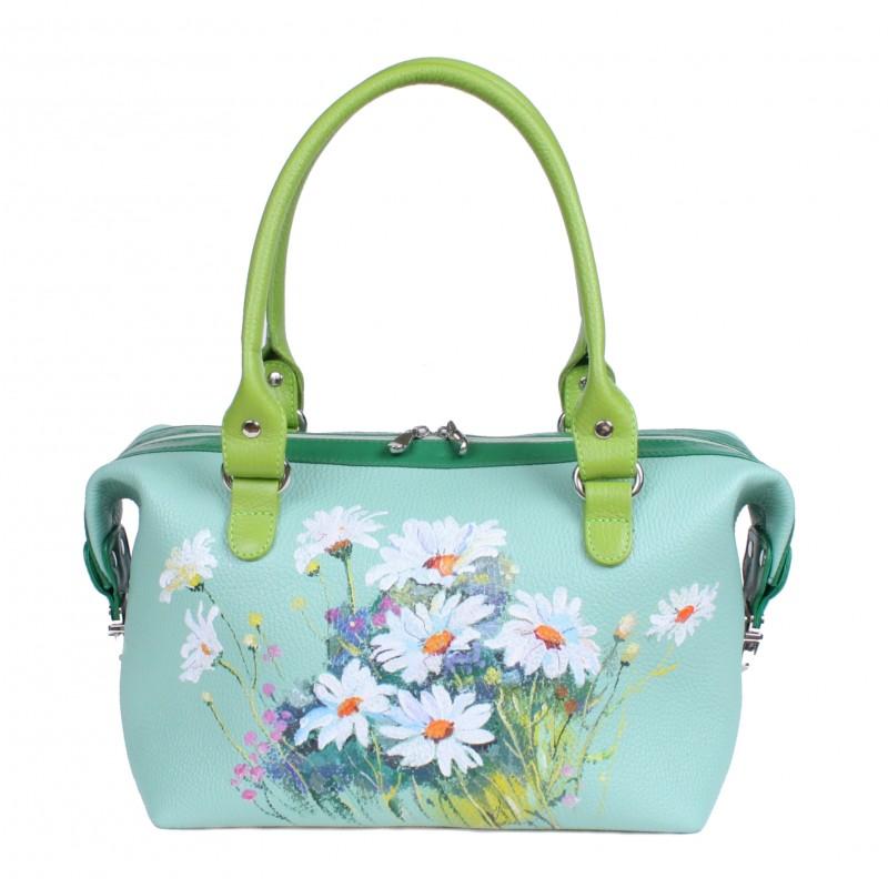 Маленькая сумочка Ромашки >Артикул: AA410061