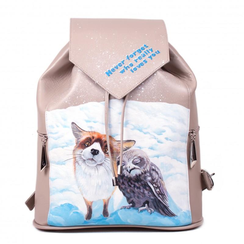 Женский рюкзак Обнимашки >Артикул: AF020011
