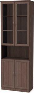 Шкаф для книг (модуль 207) ясень шимо