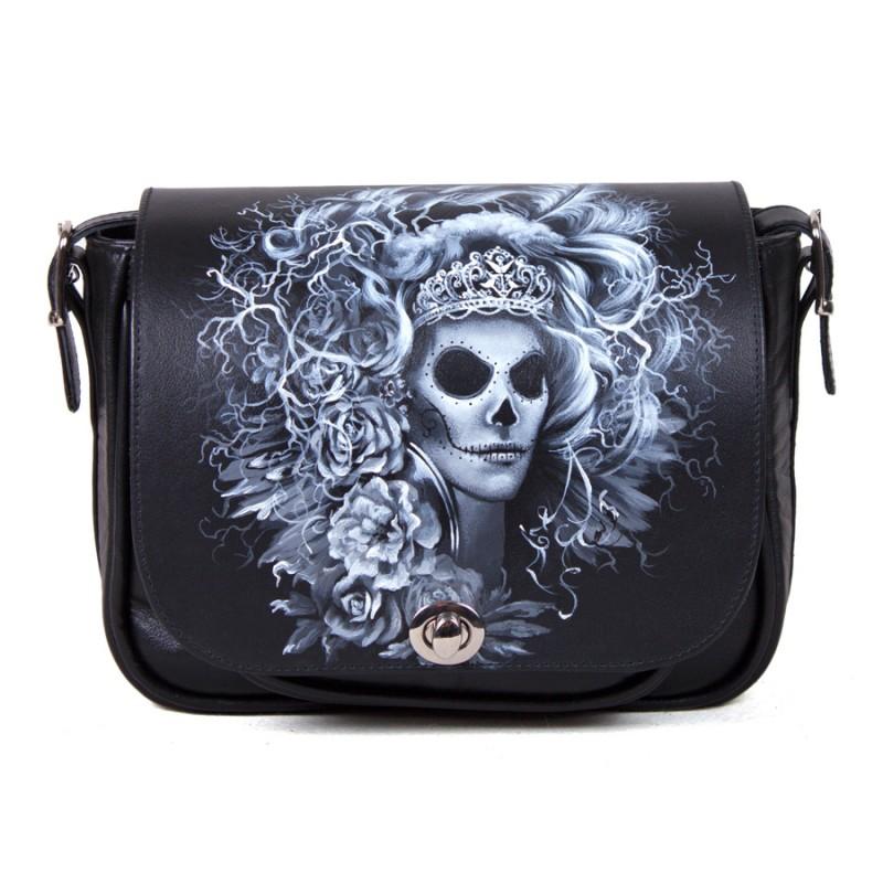 Сатчел Queen of Skulls >Артикул: AC050051