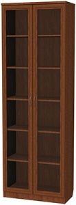 Шкаф для книг (модуль 224) дуб