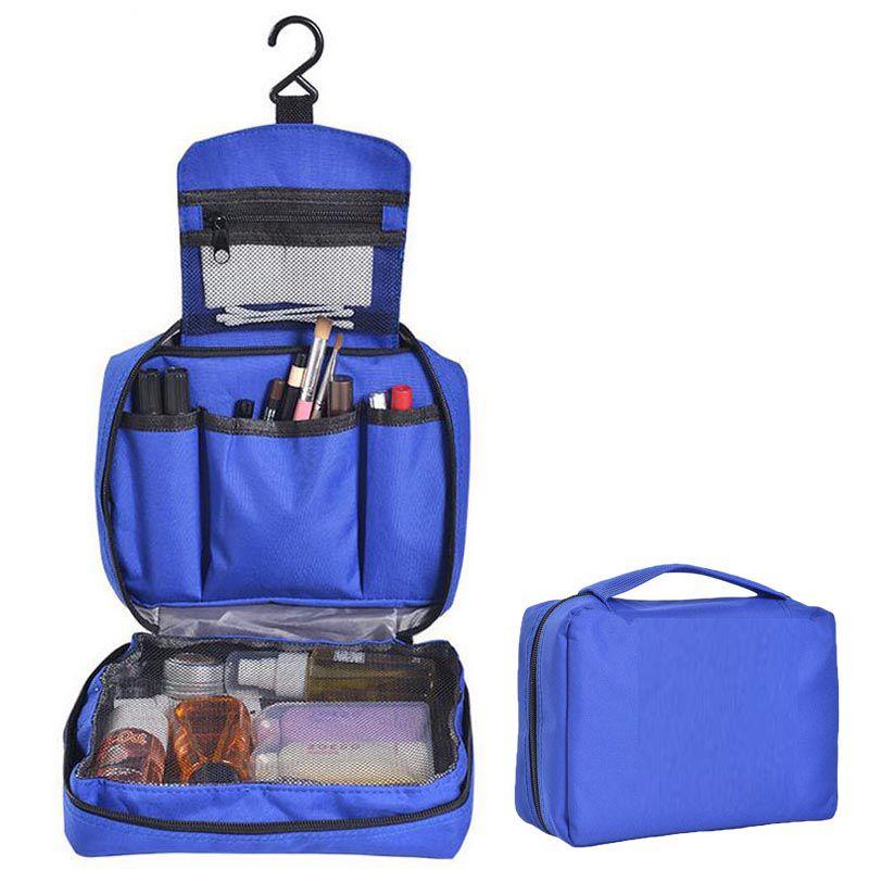 Органайзер для путешествий Travel Wash Bag, цвет синий