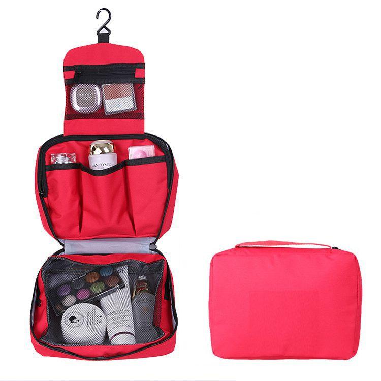 Органайзер Для Путешествий Travel Wash Bag, Цвет Красный