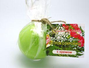 Бомбочки-профитроли ОСТРОВ СОКРОВИЩ, 140 гр