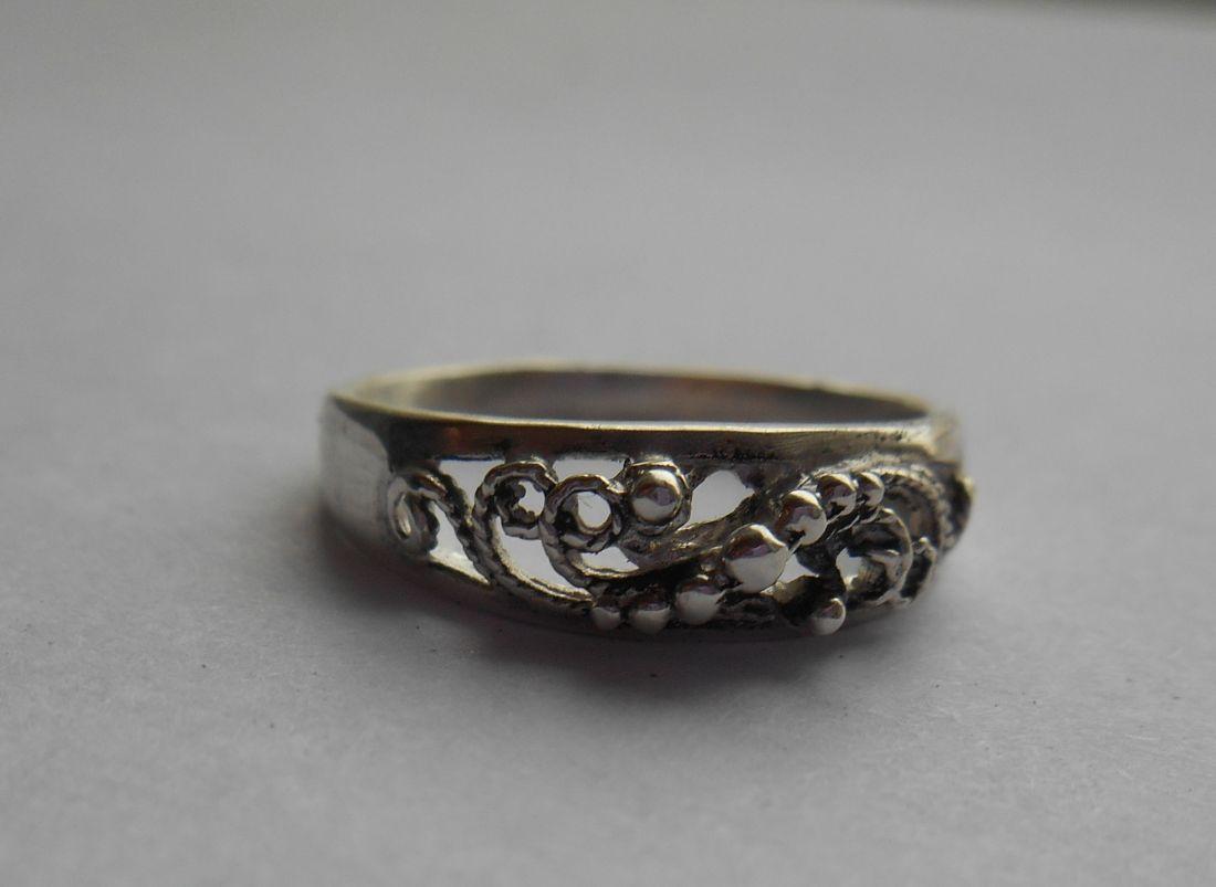 "Кольцо ""Нежность"" серебро 925"