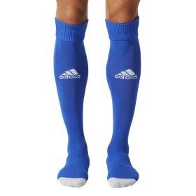Гетры синие футбольные Adidas Milano
