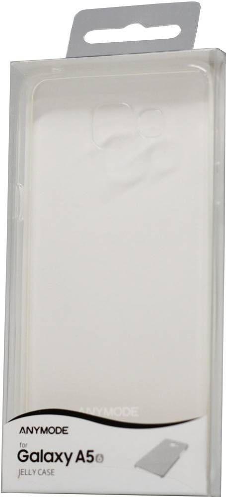 Чехол для Samsung Galaxy A5 2016 прозрачный Anymode Jelly Case
