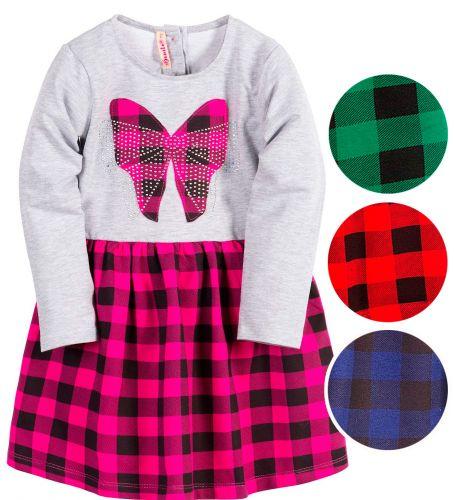 Платье для девочки 2-6 лет Bonito kids BK1069P