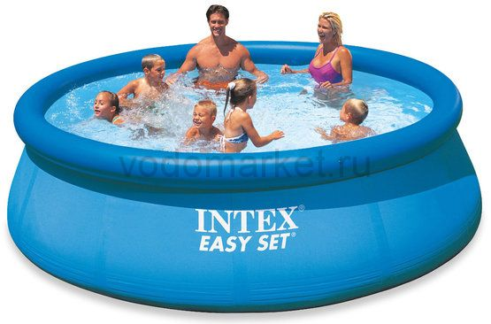 Бассейн надувной Intex Easy Set 366х76 см (28130)