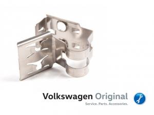 Зажим скоба троса ручного тормоза VAG Volkswagen Polo Sedan