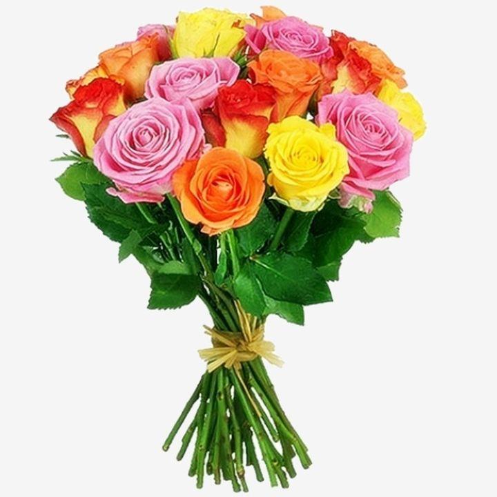 Розы Микс Российские